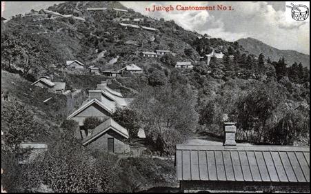 TACA Jutogh Cantonment